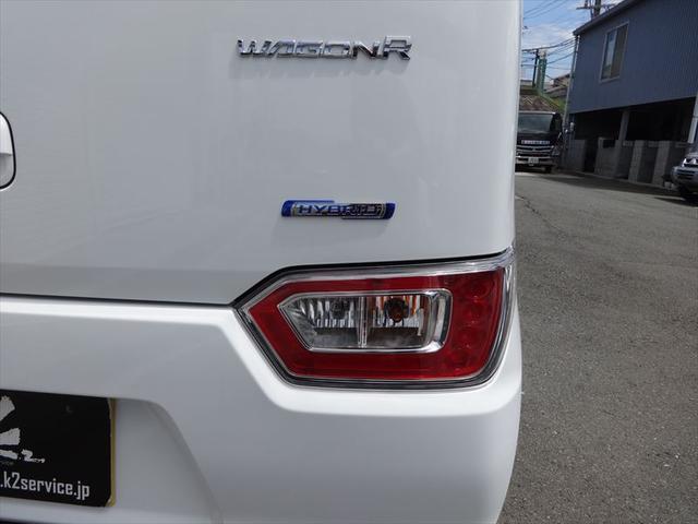スズキ ワゴンR ハイブリッドFX セーフティーP スマートキー