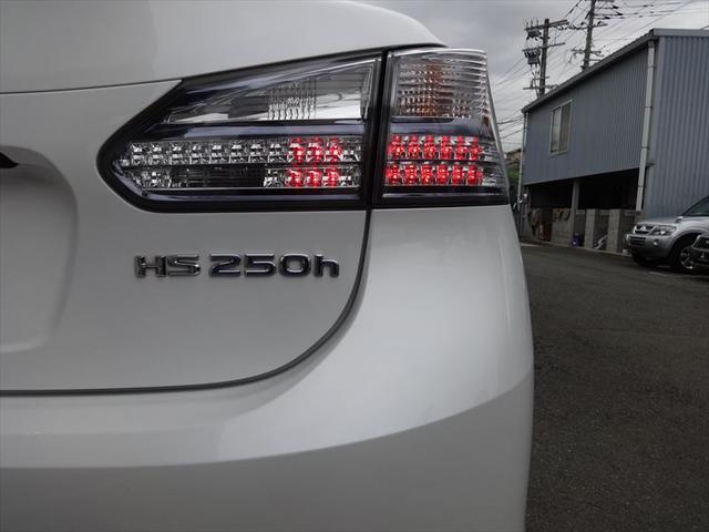 レクサス HS HS250h 純正HDDナビ Bカメラ 地デジTV ETC