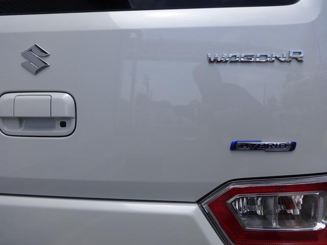 スズキ ワゴンR ハイブリッドFZレーダーブレーキ HIDライト スマートキー