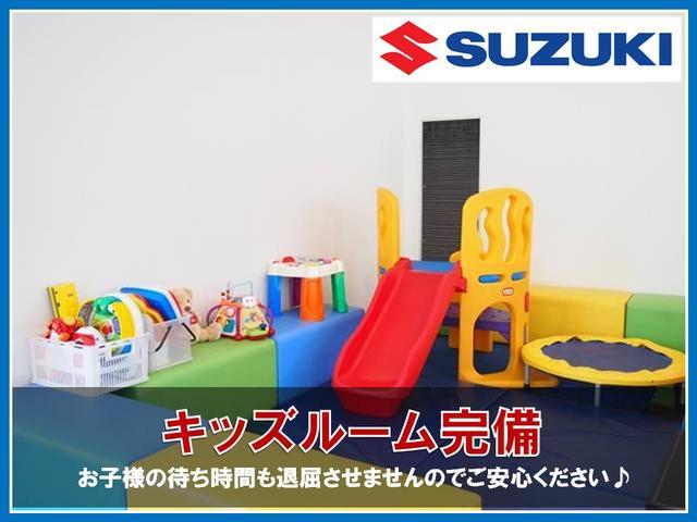 お子様連れの方には嬉しいキッズスペースもございます。長くなりがちなお車の話の間は是非こちらをご利用ください。お子様に少しでも喜んで頂けるよう玩具も多数ご用意しております♪