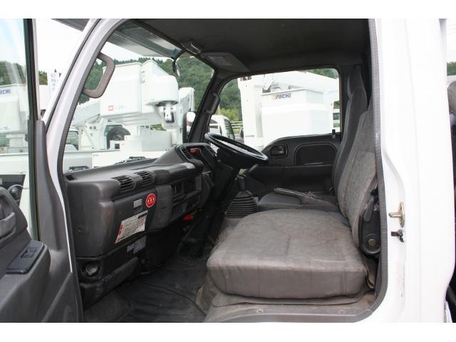 いすゞ エルフトラック アイチ高所作業車SK12A