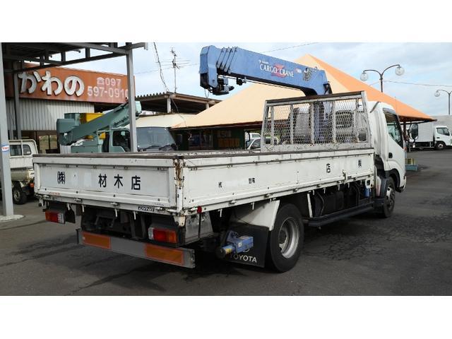 トヨタ ダイナトラック タダノ5段ラジコン