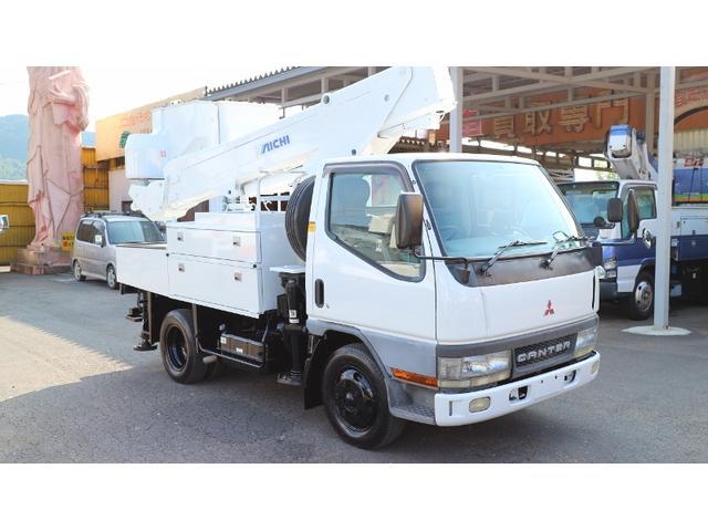 三菱ふそう キャンター アイチ高所作業車SH09A