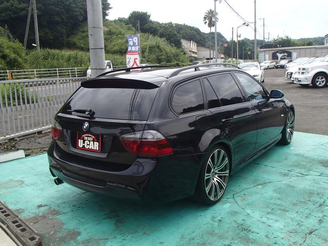 BMW BMW 320iツーリング Mスポーツパッケージ アルミ 社外ナビ