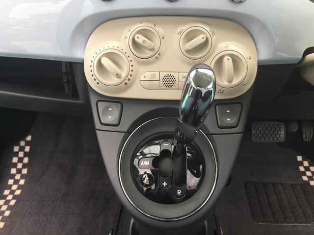 フィアット フィアット 500 1.2 8V ポップ 社外ナビ
