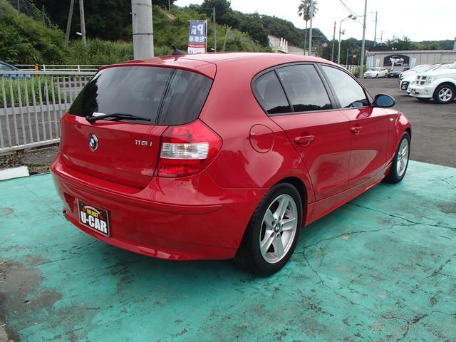 BMW BMW 118i i Drive ナビ 本革シート キセノン