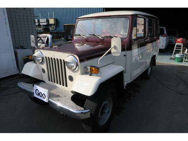 「三菱」「ジープ」「SUV・クロカン」「大分県」の中古車2