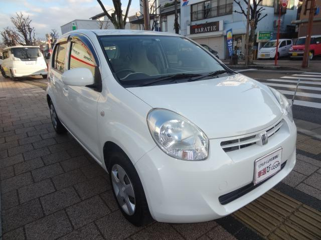 「トヨタ」「パッソ」「コンパクトカー」「佐賀県」の中古車26