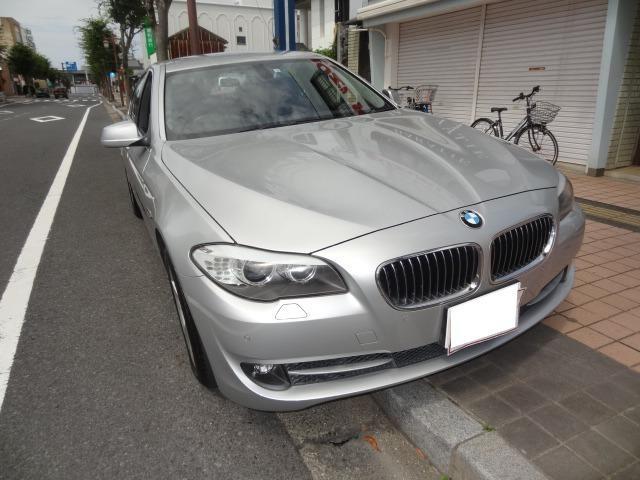 「BMW」「5シリーズ」「セダン」「佐賀県」の中古車5