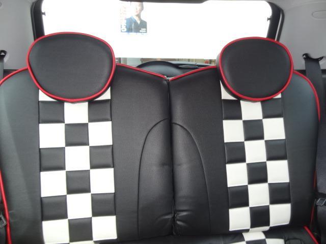 クーパーS HIDヘッドライト 記録簿 ディーラー車 キーレス(11枚目)
