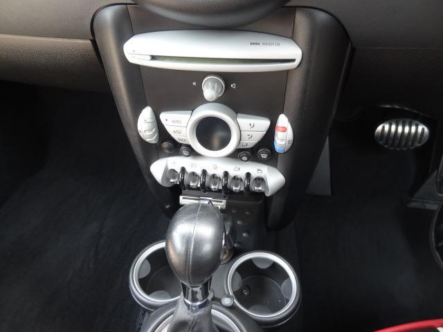 クーパーS HIDヘッドライト 記録簿 ディーラー車 キーレス(18枚目)
