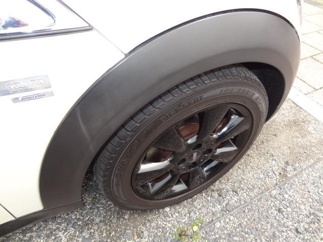 クーパーS HIDヘッドライト 記録簿 ディーラー車 キーレス(19枚目)