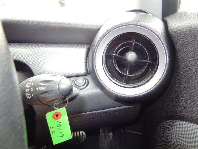 クーパーS HIDヘッドライト 記録簿 ディーラー車 キーレス(26枚目)