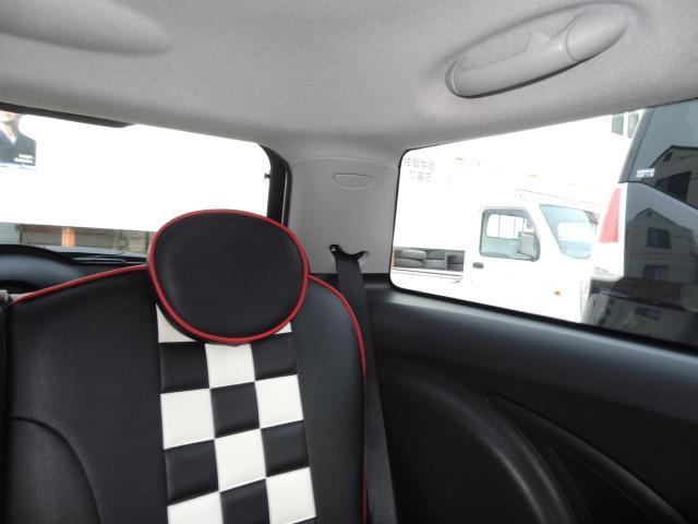 クーパーS HIDヘッドライト 記録簿 ディーラー車 キーレス(39枚目)