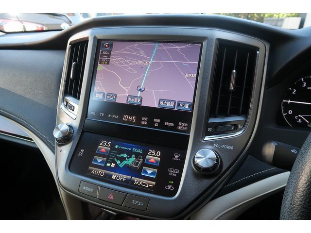 トヨタ クラウン 2年保証ロイヤルS1オーナーHDD地デジカメラクルコンETC