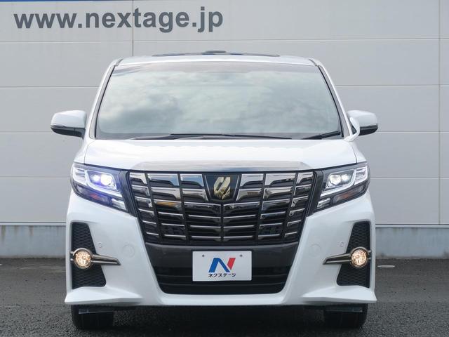 トヨタ アルファード 2.5S Aパッケージ タイプブラック 新車 サンルーフ