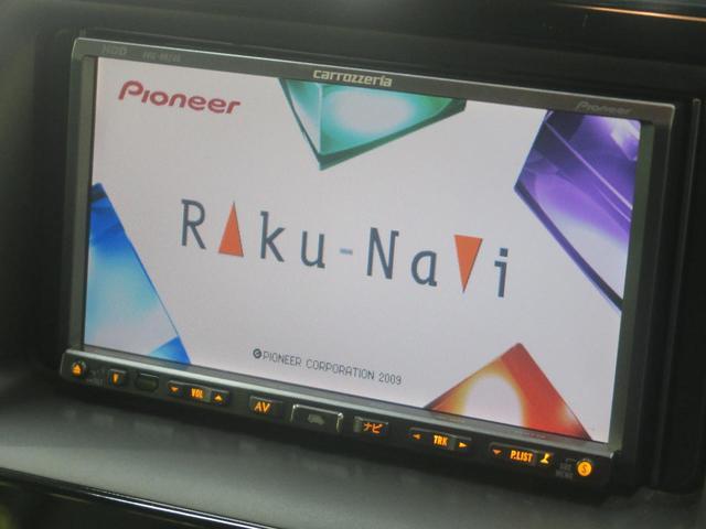 トヨタ ヴォクシー V 社外HDDナビ