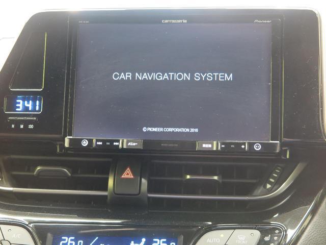 G モデリスタフルエアロ 社外8型SDナビ バックカメラ ETC セーフティセンス レーダークルーズコントロール クリアランスソナー 純正18インチアルミホイール LEDヘッドライト 禁煙車(6枚目)