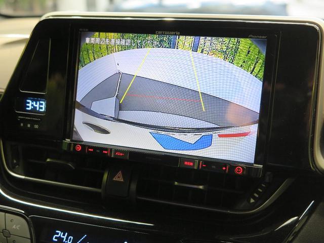 G モデリスタフルエアロ 社外8型SDナビ バックカメラ ETC セーフティセンス レーダークルーズコントロール クリアランスソナー 純正18インチアルミホイール LEDヘッドライト 禁煙車(7枚目)
