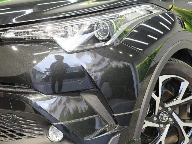 G モデリスタフルエアロ 社外8型SDナビ バックカメラ ETC セーフティセンス レーダークルーズコントロール クリアランスソナー 純正18インチアルミホイール LEDヘッドライト 禁煙車(26枚目)