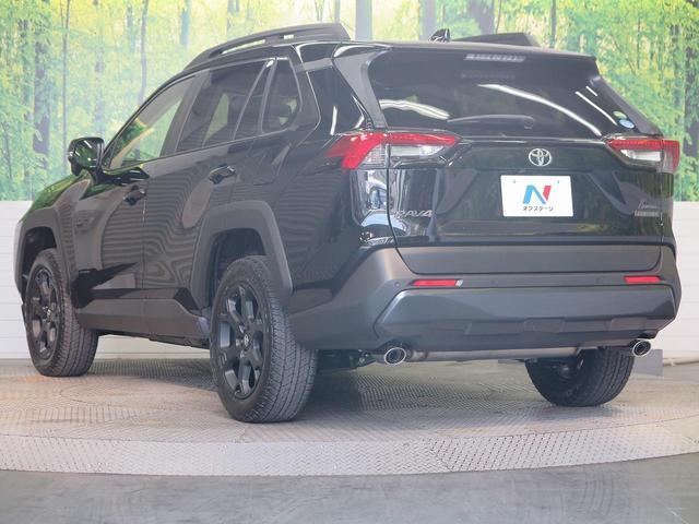 アドベンチャー オフロードパッケージ 登録済み未使用車 純正ディスプレイオーディオ バックカメラ 純正専用18インチアルミホイール 専用サスペンション ルーフレール LEDヘッド セーフティセンス 4WD(24枚目)