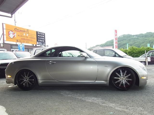 「レクサス」「SC」「オープンカー」「福岡県」の中古車4