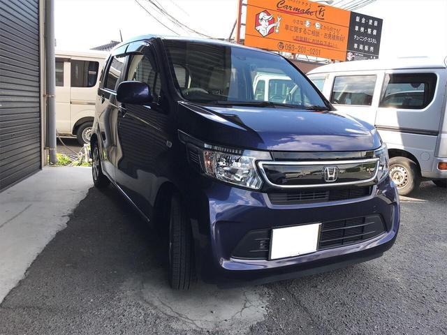 「ホンダ」「N-WGN」「コンパクトカー」「福岡県」の中古車4