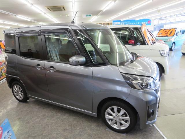 「三菱」「eKスペースカスタム」「コンパクトカー」「福岡県」の中古車5