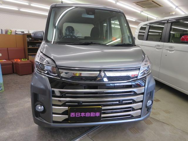 「三菱」「eKスペースカスタム」「コンパクトカー」「福岡県」の中古車7