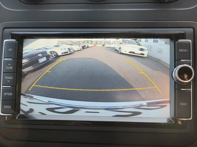 フォルクスワーゲン VW ゴルフトゥーラン 純正SDナビ フルセグTV バックモニター CD・DVD再生