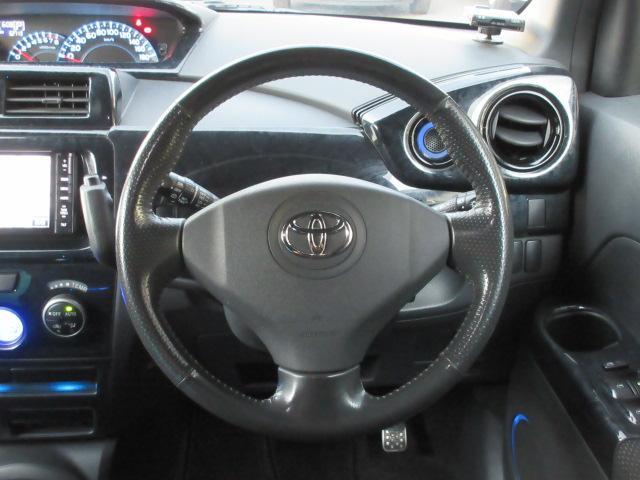 トヨタ bB Z Qバージョン ストラーダSDナビ フルセグ バックカメラ