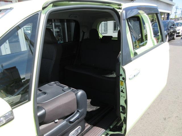 トヨタ ポルテ X 左パワースライドドア アイドリングストップ ETC