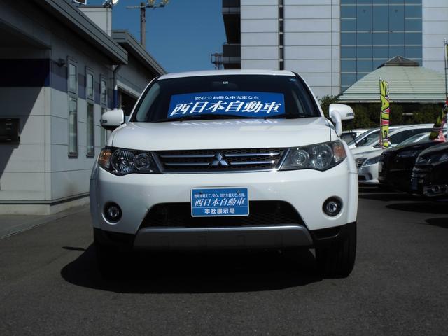 「三菱」「アウトランダー」「SUV・クロカン」「大分県」の中古車4