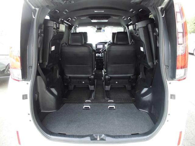 Gi ブラックテーラード イクリプスSDナビ ワンセグ フリップダウンモニター トヨタセーフティセンス 両側パワースライド 前席シートヒーター アイドリングストップ クルーズコントロール ロールサンシェード HID フォグ(18枚目)