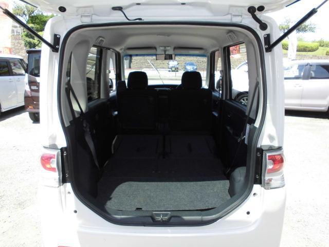カスタムRS ターボ 左パワースライドドア ETC HIDヘッドライト オートエアコン 電動格納ドアミラー ドアミラーウィンカー(20枚目)