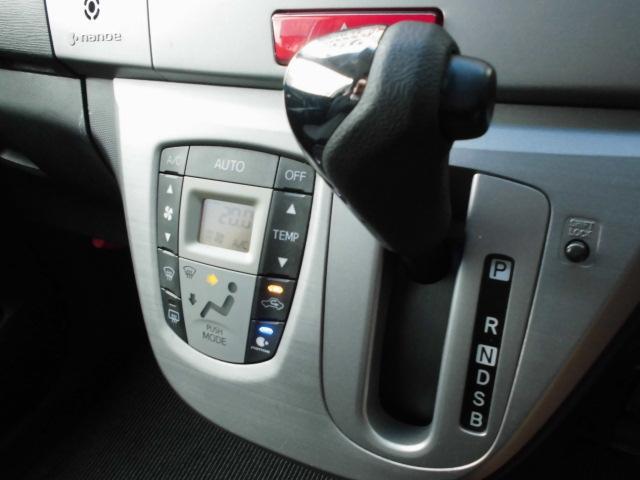 カスタム RS ターボ 社外CDデッキ HIDヘッドライト フォグランプ 電動格納ドアミラー ベンチシート アイドリングストップ 本革巻きハンドル プッシュスタート(6枚目)