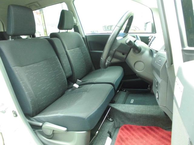 カスタム RS ターボ 社外CDデッキ HIDヘッドライト フォグランプ 電動格納ドアミラー ベンチシート アイドリングストップ 本革巻きハンドル プッシュスタート(14枚目)