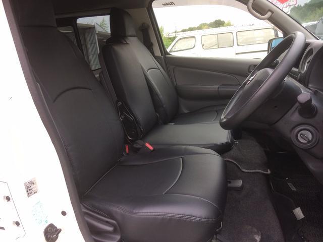 日産 NV350キャラバンバン ロングライダーDXターボ 新品シートカバー 自社無償1年保証