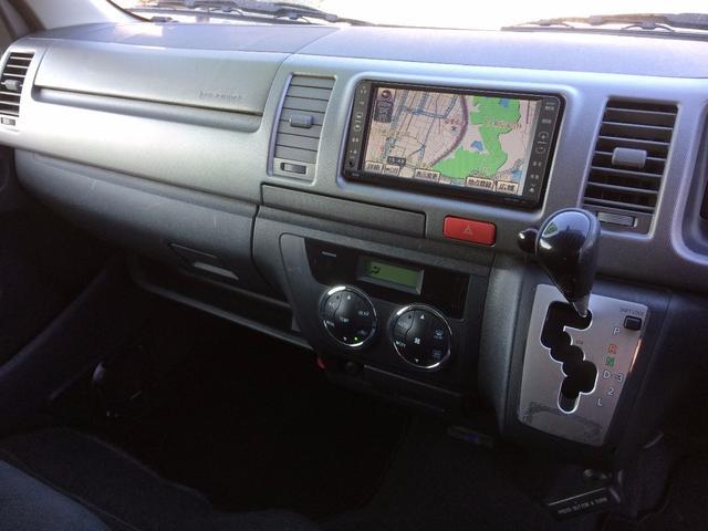 トヨタ ハイエースバン ロングスーパーGL プライムセレクション 自社無償1年保証