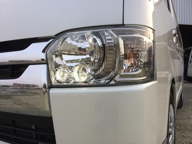 トヨタ ハイエースバン ロングスーパーGL ディーゼルターボ 自社無償1年保証