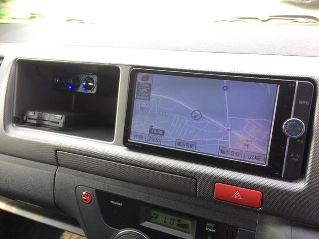 トヨタ ハイエースバン ロングワイドスーパーGL 4型仕様 自社無償1年保証