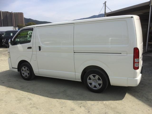 冷蔵冷凍車 マイナス7度からプラス35度設定 Dターボ(6枚目)