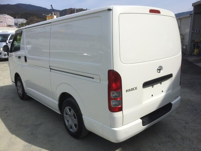 冷蔵冷凍車 マイナス7度からプラス35度設定 Dターボ(7枚目)