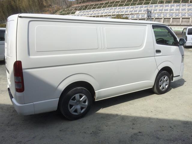 冷蔵冷凍車 マイナス7度からプラス35度設定 Dターボ(10枚目)