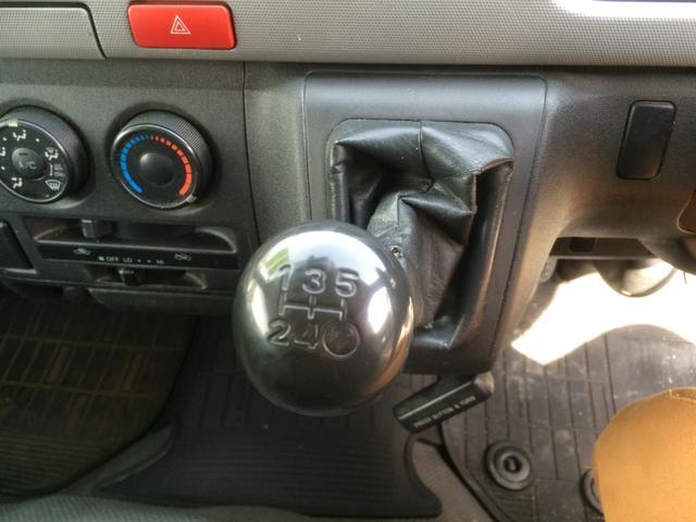 冷蔵冷凍車 マイナス7度からプラス35度設定 Dターボ(17枚目)