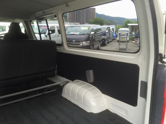 「トヨタ」「ハイエースバン」「その他」「福岡県」の中古車27