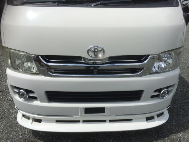「トヨタ」「ハイエースバン」「その他」「福岡県」の中古車34