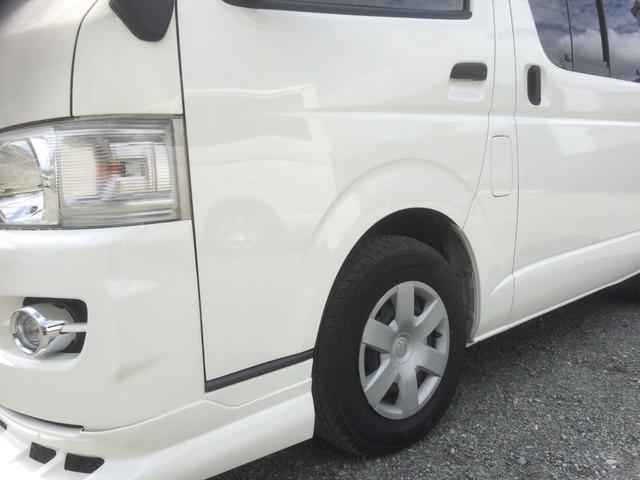 「トヨタ」「ハイエースバン」「その他」「福岡県」の中古車35