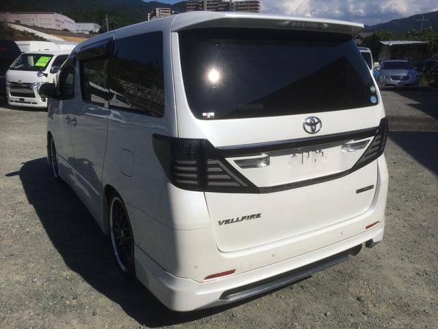 「トヨタ」「ヴェルファイア」「ミニバン・ワンボックス」「福岡県」の中古車8