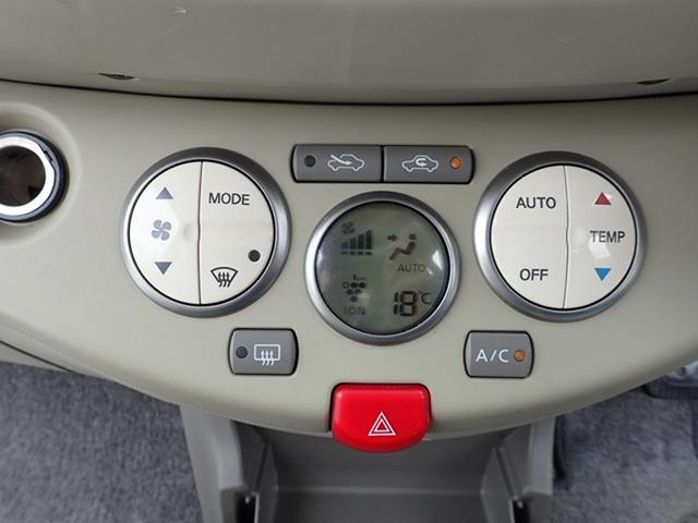 日産 マーチ 12E キーレス オートエアコン 電格ミラー